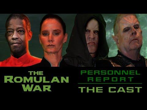 """Meet the Cast of """"The Romulan War""""!"""