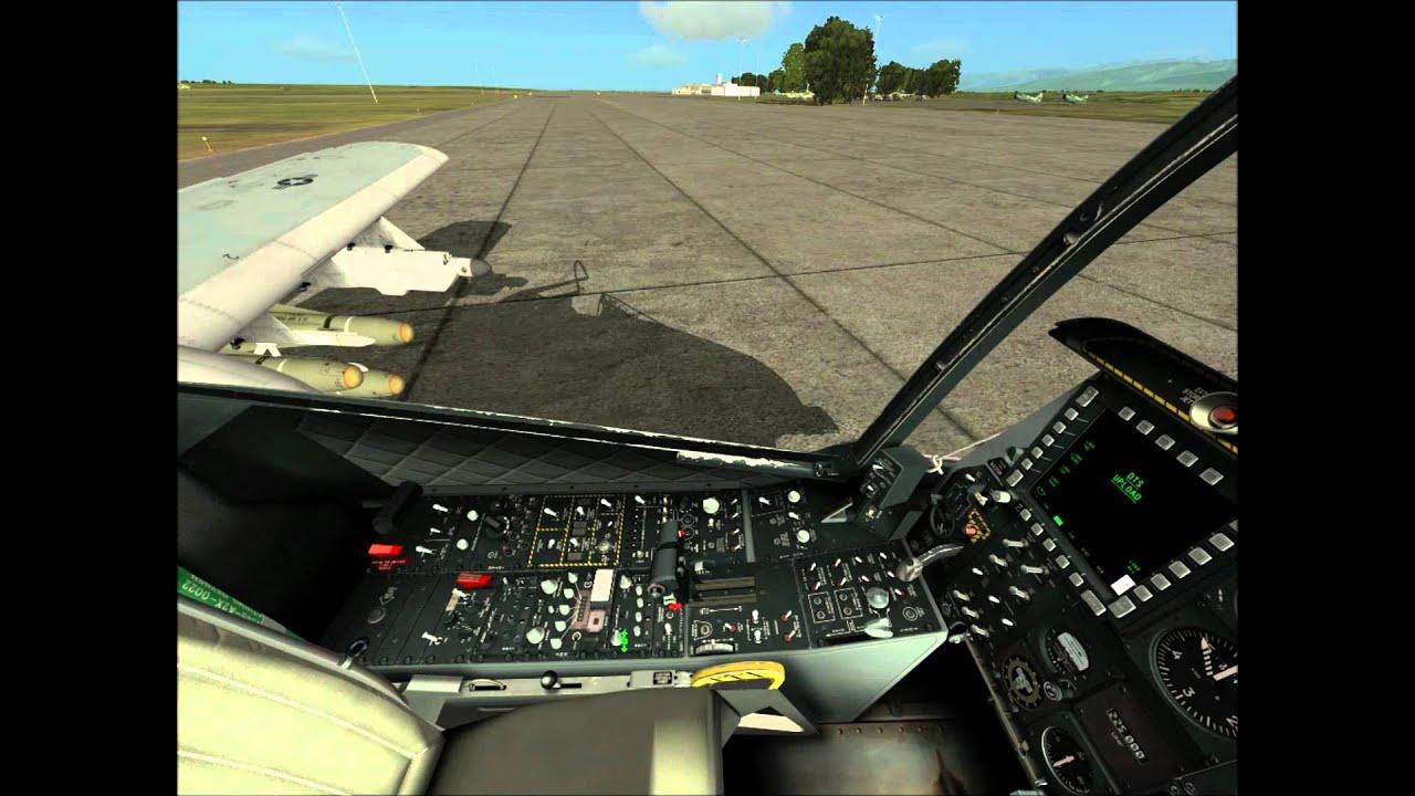 dcs a 10c warthog too dumb to fly youtube