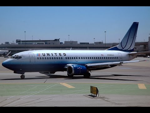 ✪ FSX: Relaxing Boeing 737 Denver Intl. (KDEN) to Ontario In