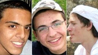 Israeli security forces find bodies of three missing teenagers