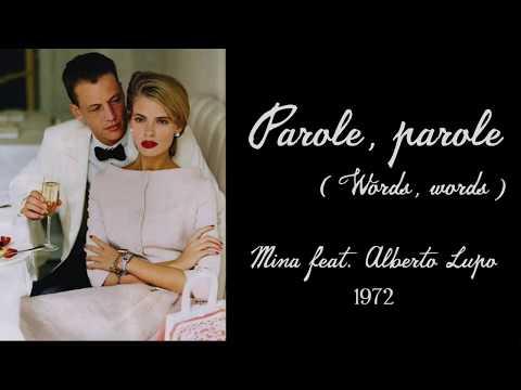 Parole Parole (English Translation)