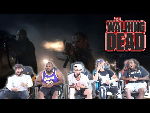 "The Walking Dead Season 8 Episode 13 ""Do Not Send Us Astray"" Reaction/Review"