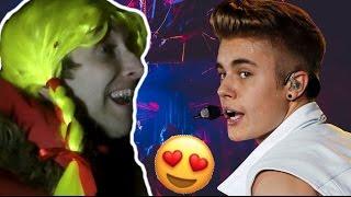 Clarissa beim Justin Bieber Konzert