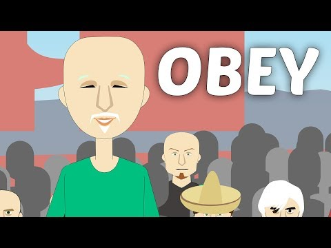 Make Me Obey You (Wise Shorts Ep. #4) - SelfHelpRobot