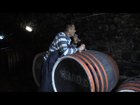 Ukraine revamps its wine culture after losing Crimea vines