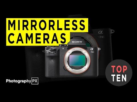 Top 10 Best Mirrorless Cameras For Beginners 2020