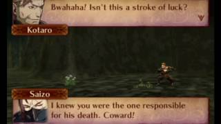 Fire Emblem Fates: Conquest - Chapter 17 Kotaro and Saizo Conversaton