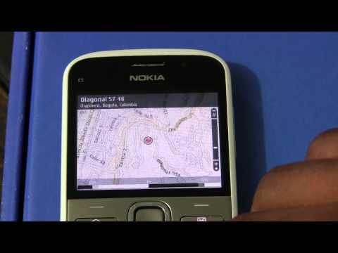 Review Nokia E5 - Aplicaciones