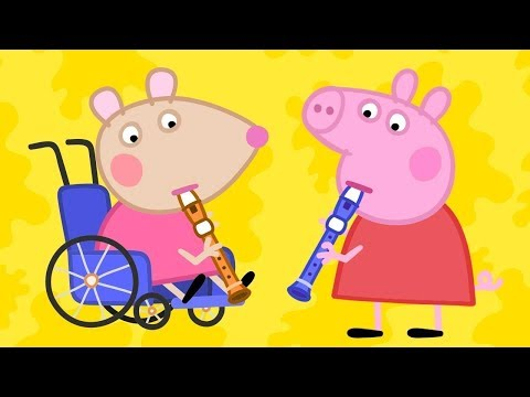 Peppa Pig Français | Chansons De Peppa Pig 🎵30 Minutes | Dessin Animé