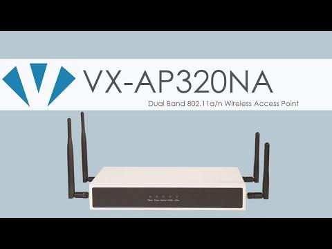 802.11a/n Wireless Access Point | VX-AP320NA | Versatek