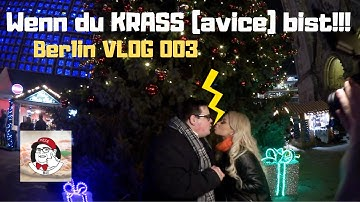 Wenn du Krass (avice) bist!!! Katja Krasavice & Pizzaboy Weihnachtsmarkt Edition