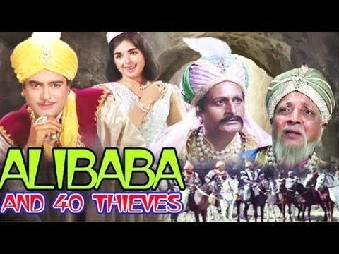 Alibaba And 40 Thieves Full Movie | Sanjeev Kumar Hindi Movi