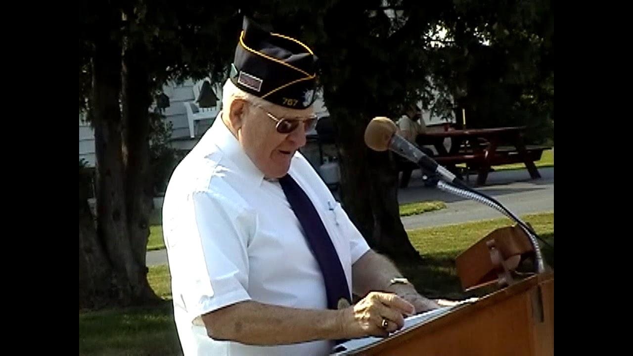 VFW 1418 & Legion 767 Memorial Day  5-31-10