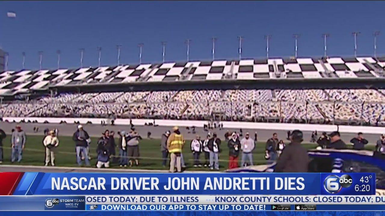 John Andretti dead: Versatile race-car driver dies at 56