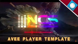 template avee player - free download [ ncs ]