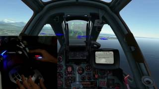 dCS World - Logitech Extreme 3D Pro Gameplay