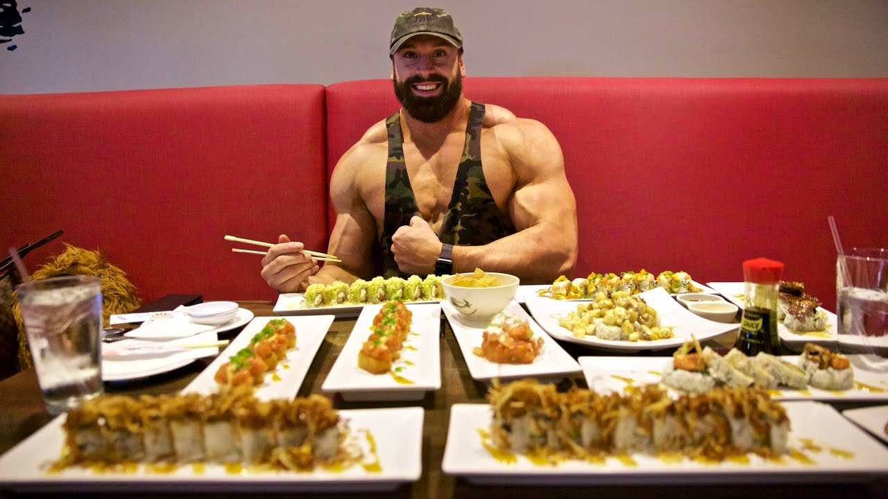 5000 CALORIE MEAL | BODYWEIGHT FITNESS? - YouTube
