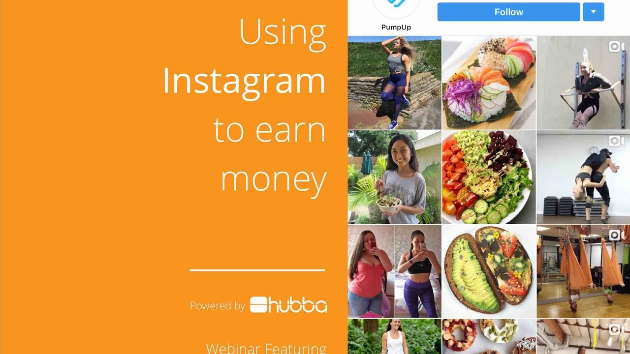 Using Instagram To Earn Money