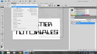 Como Crear Texto Neon en Photoshop
