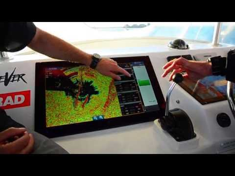 Simrad  HALO™ Pulse Compression Radar Range