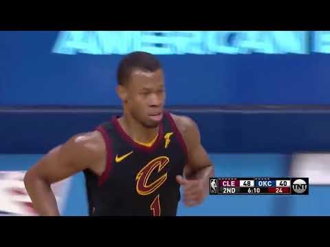 Cavaliers NEW Players Full Highlights vs Thunder (Feb 13, 2018) - Clarkson, Hill, Hood & Nance Jr.!