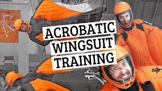 Acrobatic Wingsuit Training – May 2020 Sessions
