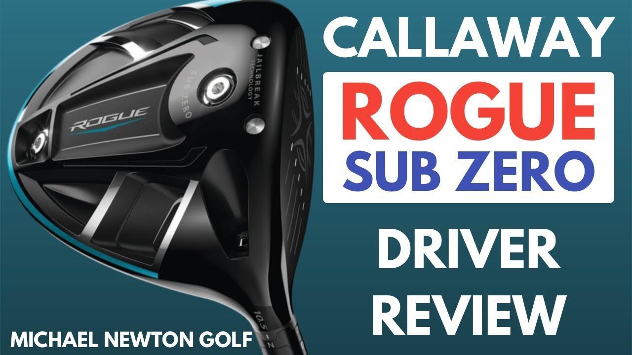 callaway rogue driver shaft comparison