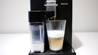 Обзор кофемашины Philips HD8848 с функцией CoffeeSwitch