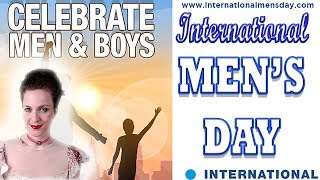 Why International Men's Day has feminists freaked!