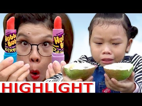 100% NỔI BẬT -- Highlights Funny ❤Susi kids TV❤