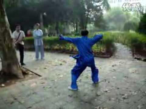 Kong Men Boxing  [湖北: 空门拳 - 虎占山]