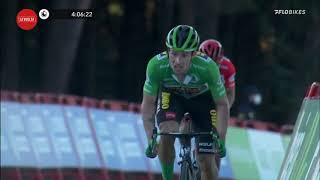 Primoz Roglic vs Richard Carapaz Duel On Vuelta Stage 8