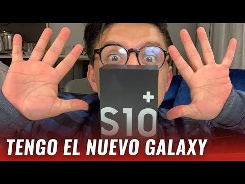 Samsung Galaxy S10+: Unboxing en español