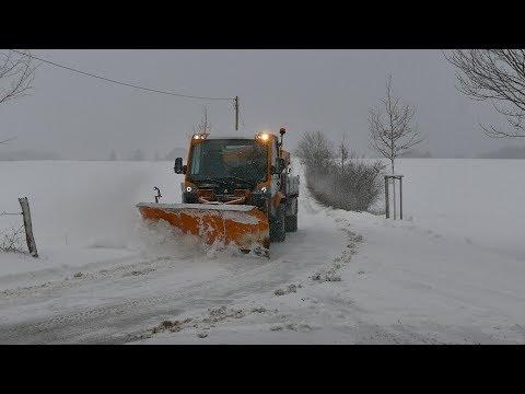 Winterdienst in der Hansestadt Wipperfürth
