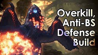 Monster Hunter World: Anti-Bull$#!% Defense Armor Build for High Rank