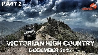 4wd Victorian High Country | Mt Kent - Billy Goat - Mt Wellington - Butcher | ALLOFFROAD #100 - 2