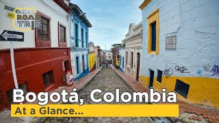 Bogota Colombia at a Glance