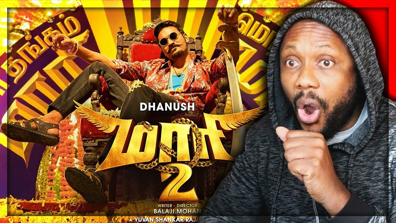 Maari 2 - Official Trailer (Tamil) - Dhanush | Balaji Mohan | Yuvan Shankar Raja | REACTION!!!