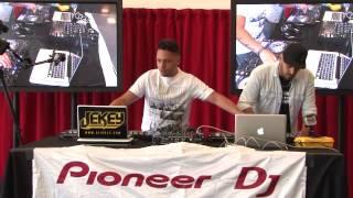 Pioneer DDJ-SX en Sonar 2013
