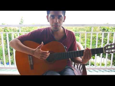 Easy Beginner Guitar Lessons 18 Diablo Rojo by Pascuala Ilabaca Strum