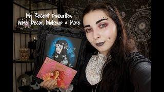 My Recent Favourites | Home Decor, Makeup & More!
