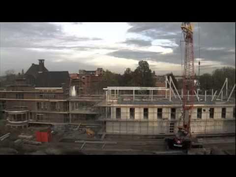 Sloop en nieuwbouw Edith Stein College