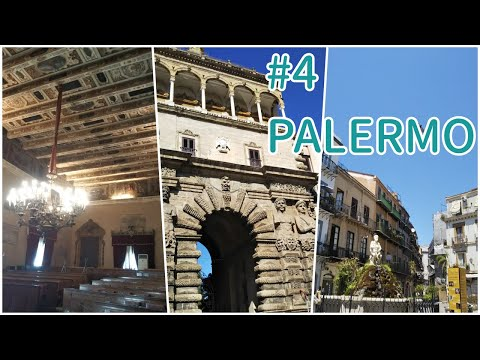【Travel Video】ITALIA PALERMO イタリア パレルモ