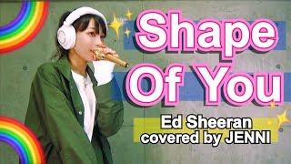 【ジェニー歌う】Shape Of You / Ed Sheeran (Short Ver.)歌詞付き
