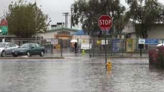 RAW VIDEO: Imperial Valley floods after rains Friday
