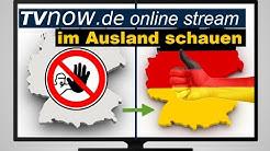 TV  Now.de im Ausland schauen - RTL, VOX, N-TV, RTL2. online stream Welt weit empfangen.