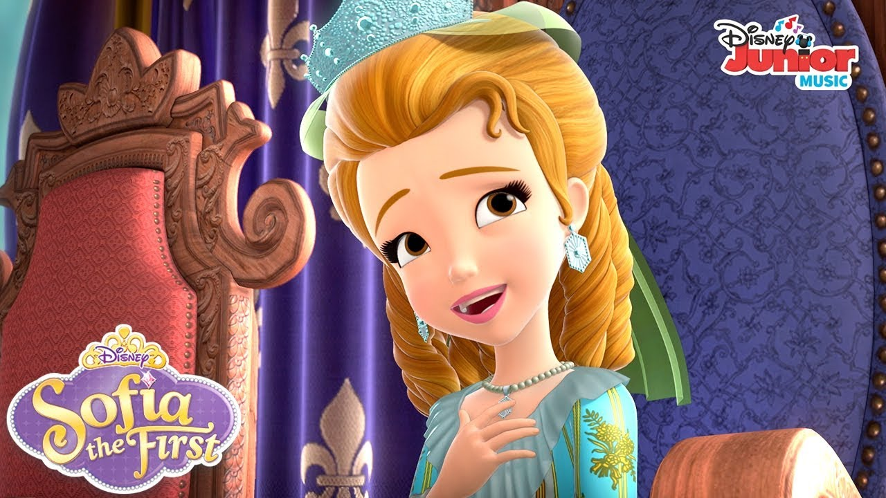 Meant To Be Music Video Sofia The First Disney Junior Youtube