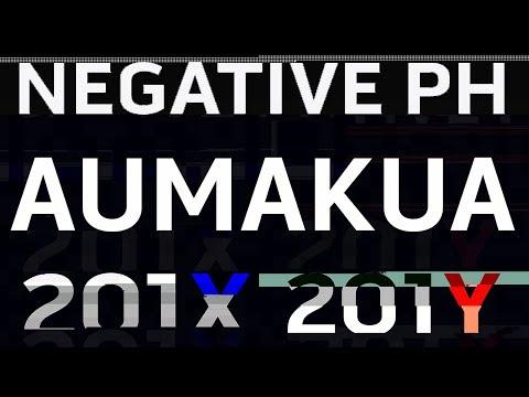 Negative pH - 201X/Y - Aumakua