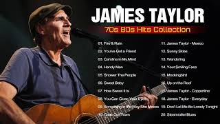 James Taylor Greatest Hits Full Album | Top 20 Best Songs Of James Taylor
