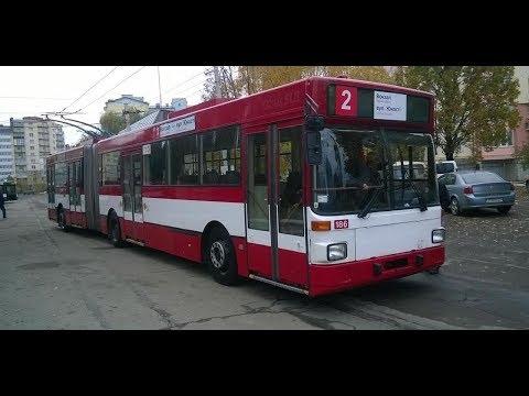 Телеканал Новий Чернігів: Чернігів планує закупити вживаний транспорт